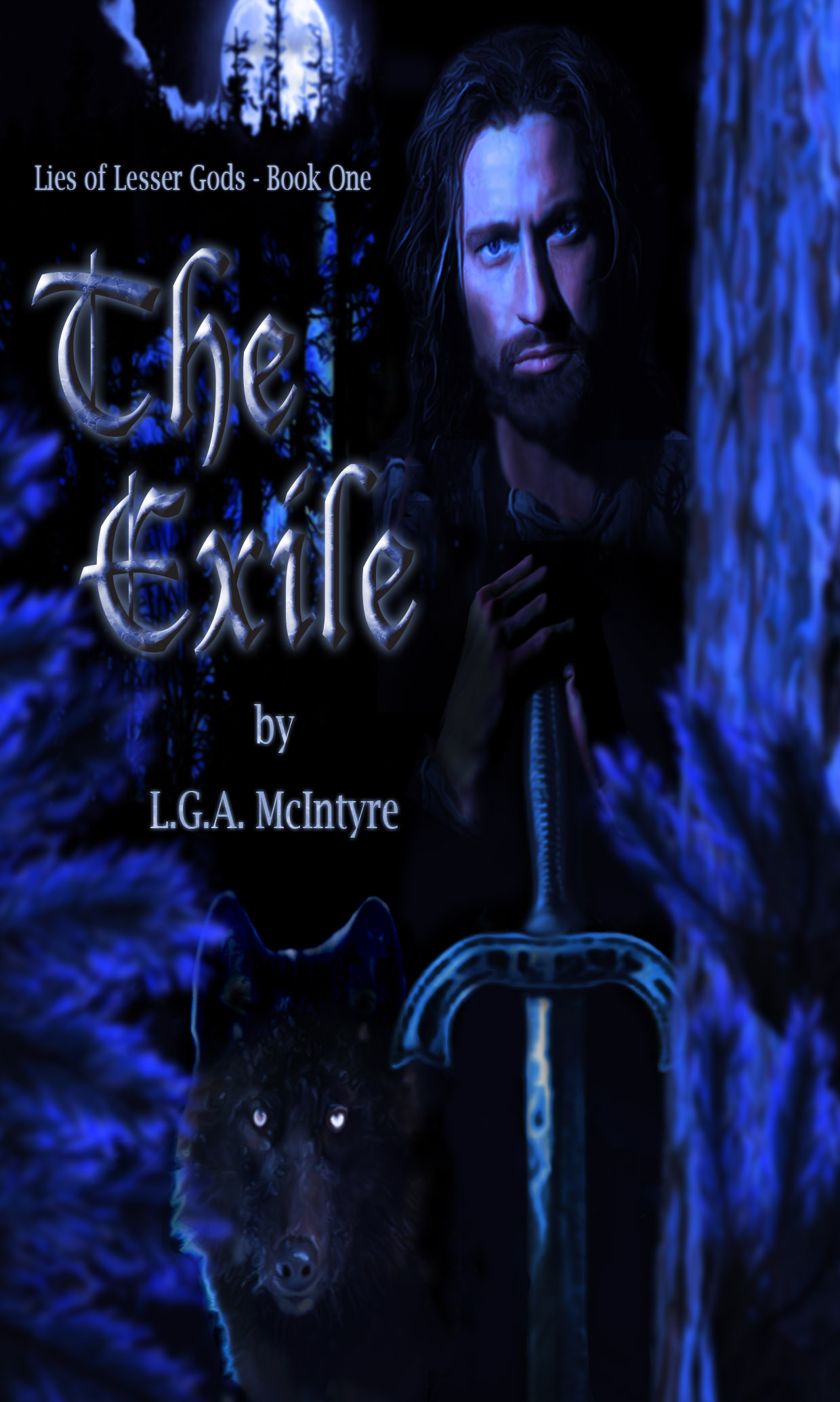 The Exile - Lies of Lesser Gods Book One